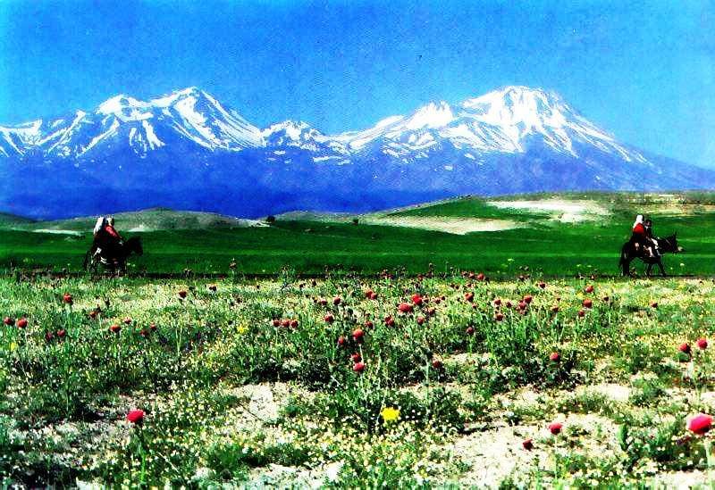 mont nemrut turquie