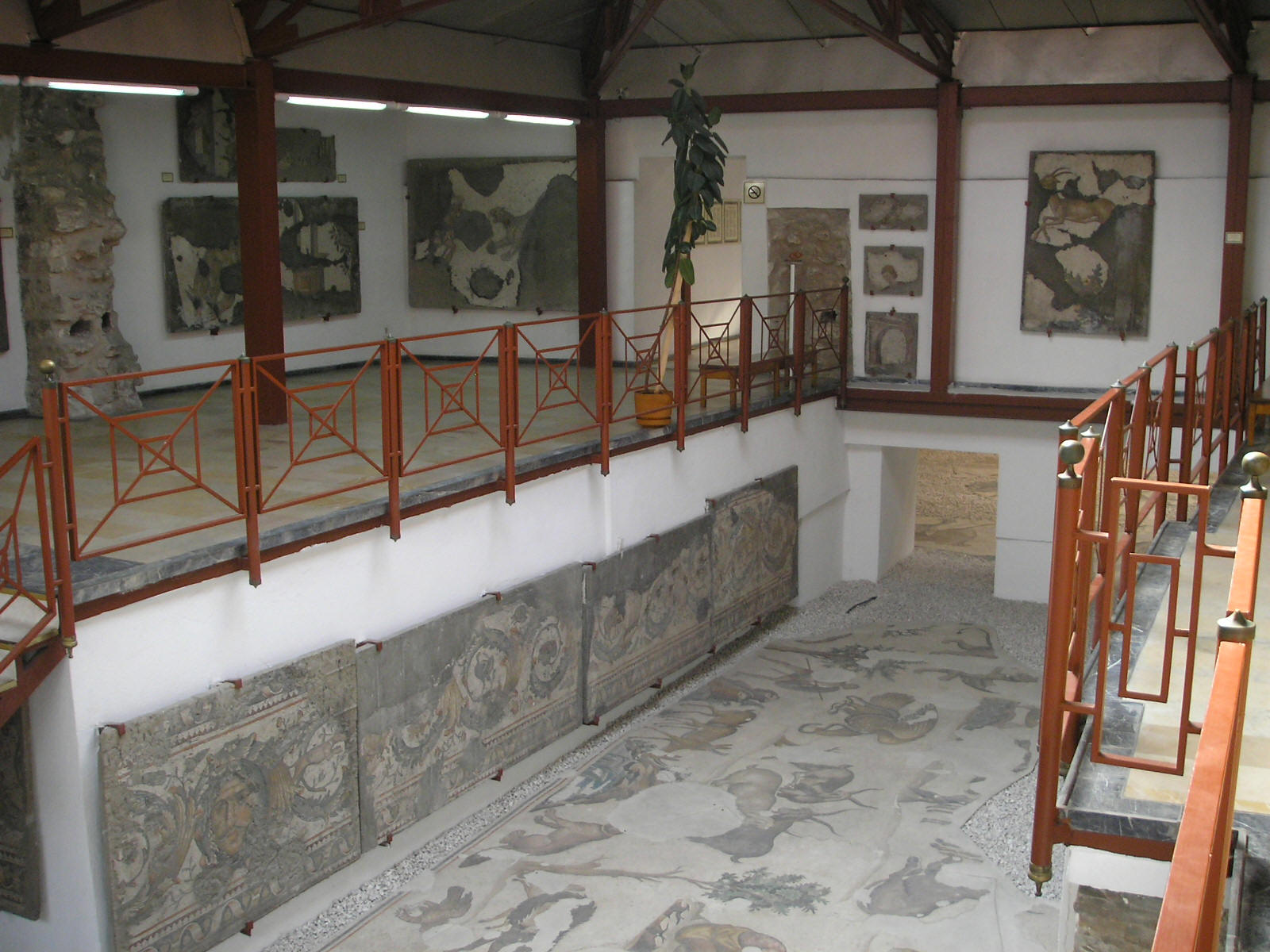 Istanbul Mosaic Museum